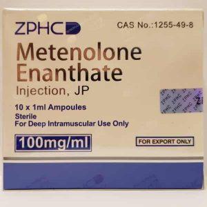 Metenolone Enanthate
