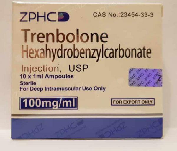 Trenbolone Hexahydrobenzylcarbonate
