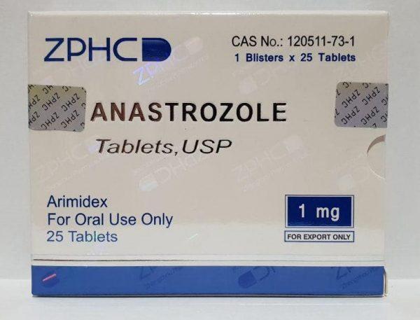 Анастрозол от ZPHC