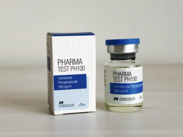 pharma test ph 100
