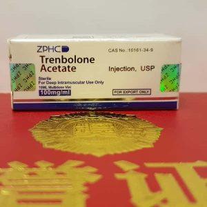Тренболон ацетат от ZPHC во флаконах