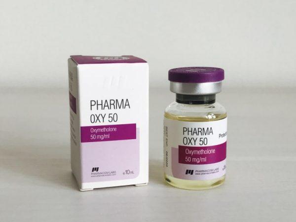 pharma oxy 50