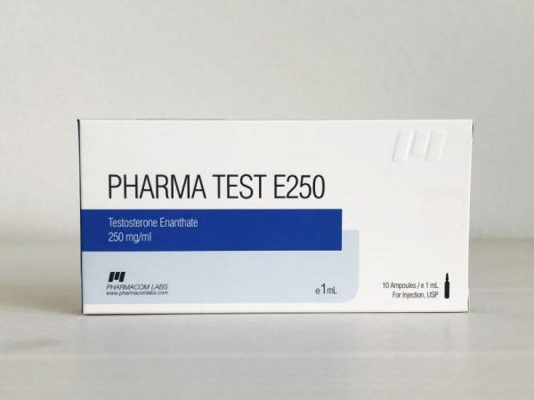 pharma test e250