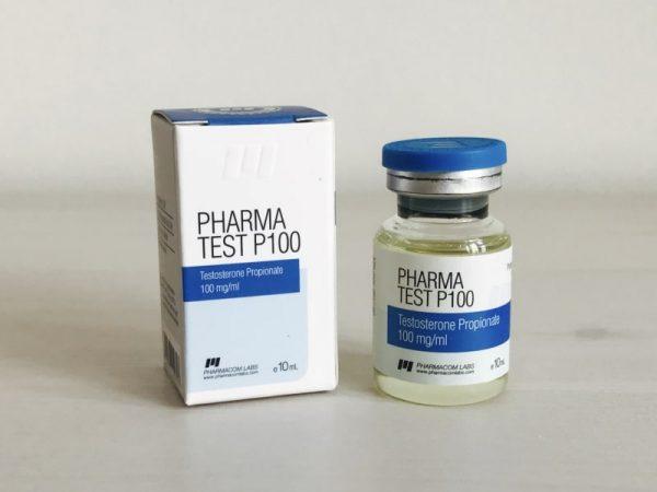 pharma test p 100