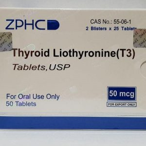 Thyroid Liothyronine от ZPHC
