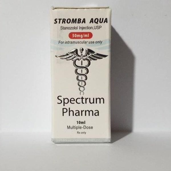 Станозолол (Stromba Aqua) во флаконах от Spectrum